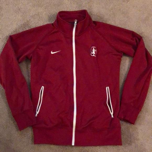 Nike Jackets   Blazers - Stanford Women s Retro Nike Jacket df0f54915